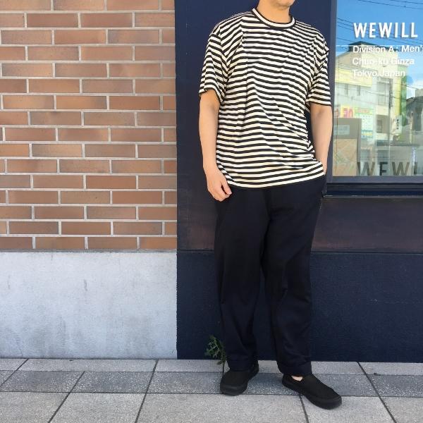 WEWILL ウィーウィル ボーダーTシャツ 5.jpg