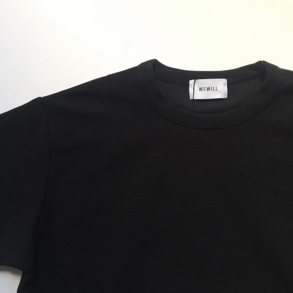 WEWILL ウィーウィル リップルTシャツ 1.jpg