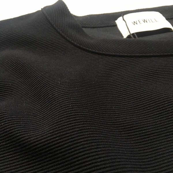 WEWILL ウィーウィル リップルTシャツ 2.jpg