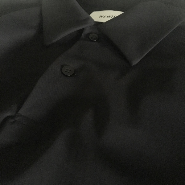 WEWILL ウィーウィル TRIC POLO ポロシャツ 4.jpg