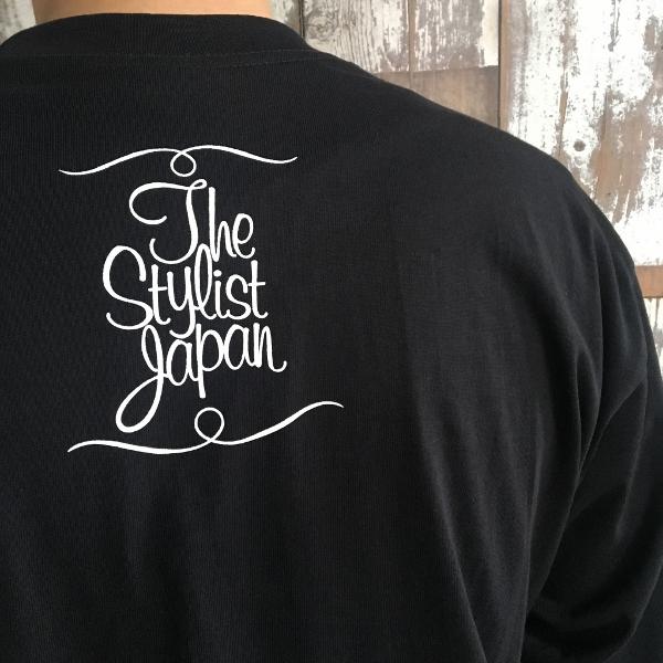 The Stylist Japan ザスタイリストジャパン ロンT ブラック 5.jpg