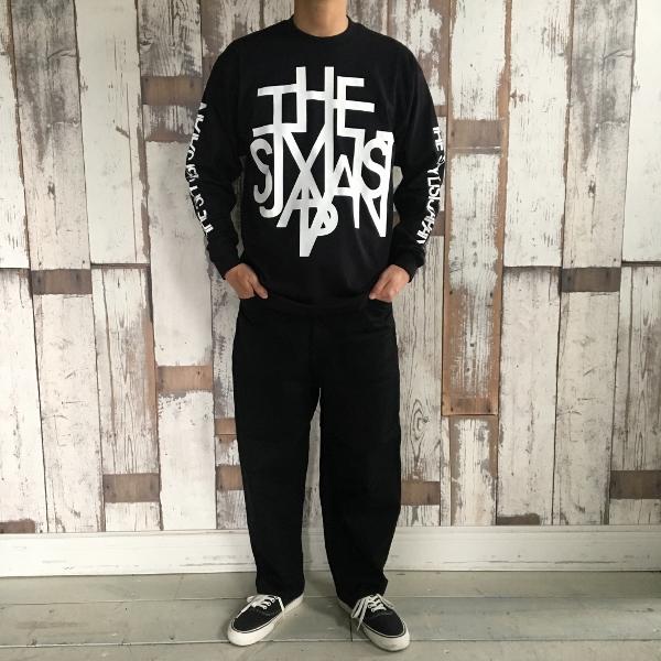 The Stylist Japan ザスタイリストジャパン ロンT ブラック 6.jpg
