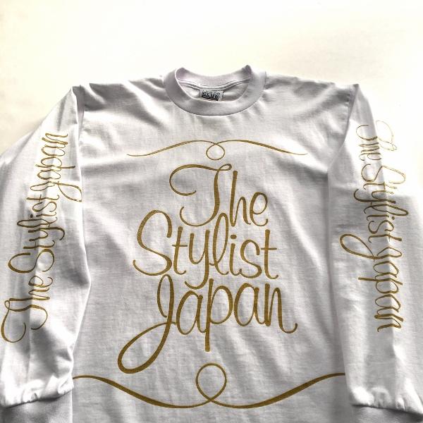 The Stylist Japan ザスタイリストジャパン ロンT ホワイト 1.jpg
