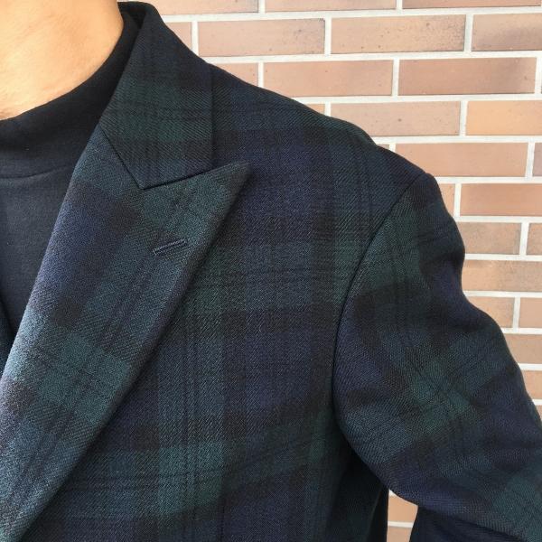 WEWILL ウィーウィル ジャケット パンツ ブラックウォッチ 3.jpg