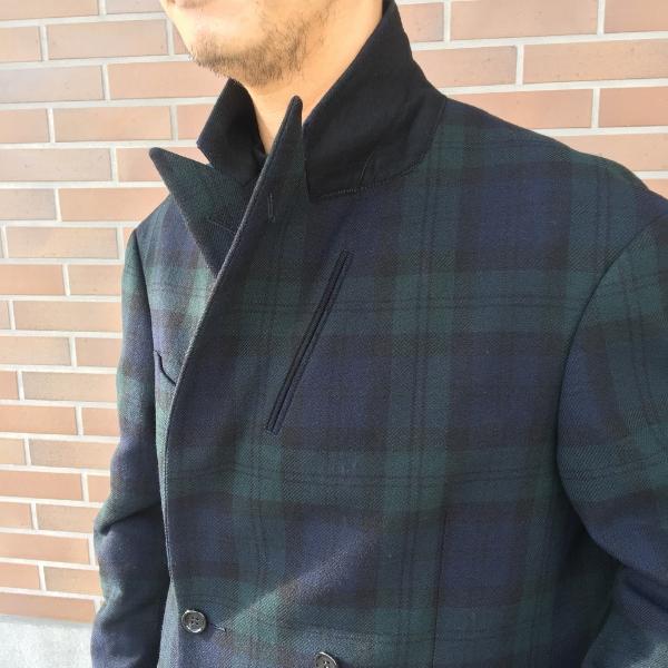 WEWILL ウィーウィル ジャケット パンツ ブラックウォッチ 4.jpg