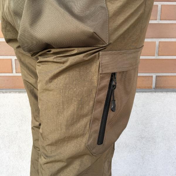 JOHN ELLIOTT ジョンエリオット high Shrunk Nylon Cargo Pants 6.jpg