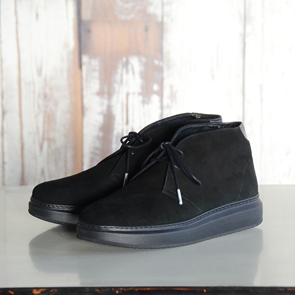 WEWILL ウィーウィル FOOTWEAR No2 ブラック 1.jpg