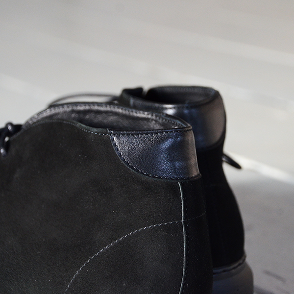WEWILL ウィーウィル FOOTWEAR No2 ブラック 5.jpg
