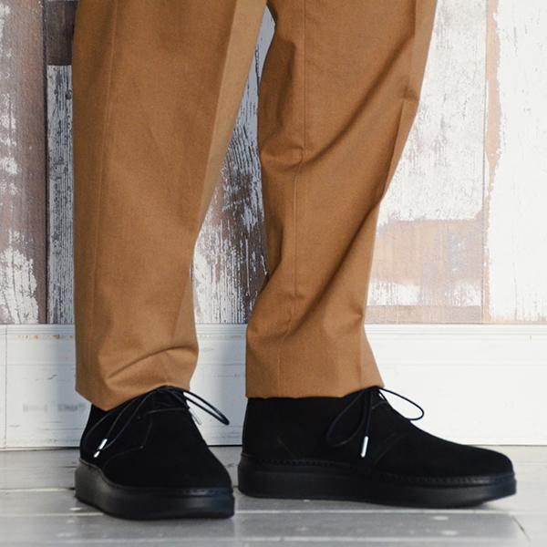 WEWILL ウィーウィル FOOTWEAR No2 ブラック 8.jpg