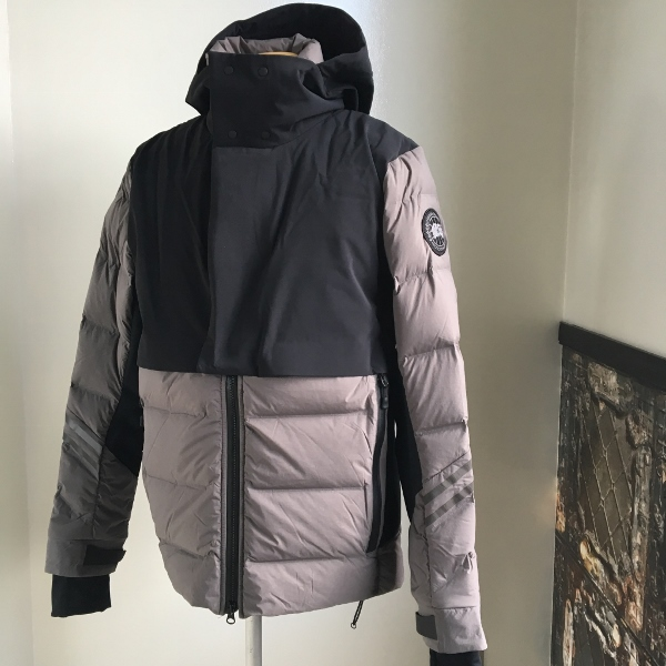 CANADA GOOSE カナダグース HYBRIDGE CW ELEMENT JACKET BLACK LABEL Coastal Gray 1.jpg
