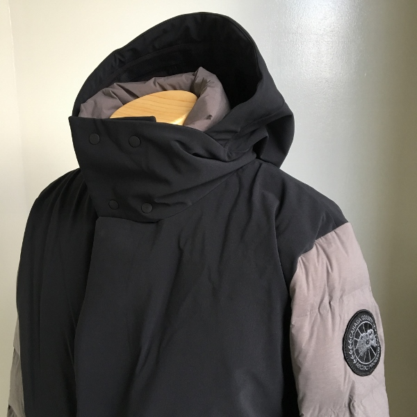 CANADA GOOSE カナダグース HYBRIDGE CW ELEMENT JACKET BLACK LABEL Coastal Gray 2.jpg