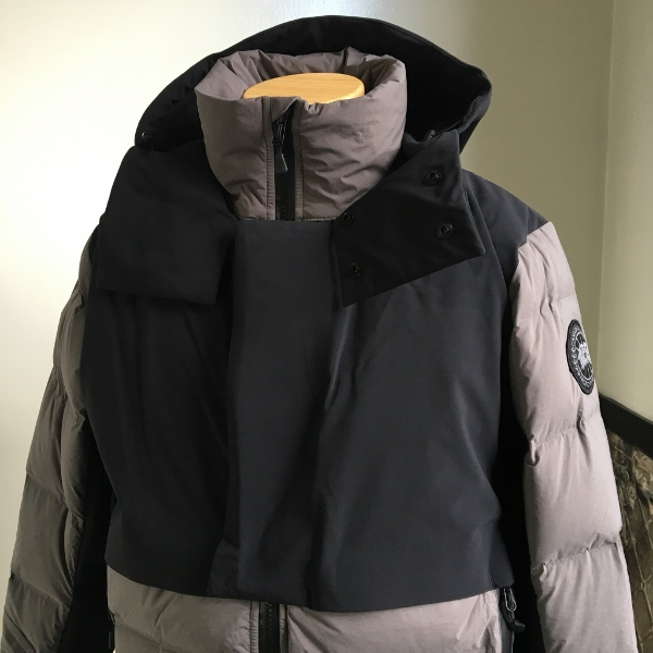 CANADA GOOSE カナダグース HYBRIDGE CW ELEMENT JACKET BLACK LABEL Coastal Gray 3.jpg