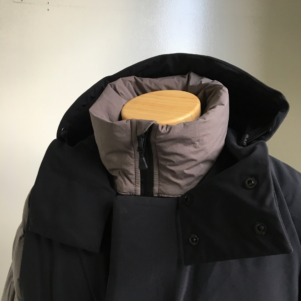 CANADA GOOSE カナダグース HYBRIDGE CW ELEMENT JACKET BLACK LABEL Coastal Gray 5.jpg