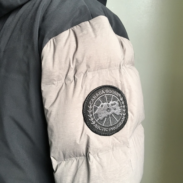 CANADA GOOSE カナダグース HYBRIDGE CW ELEMENT JACKET BLACK LABEL Coastal Gray 6.jpg