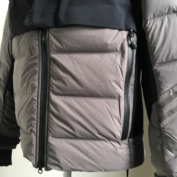 CANADA GOOSE カナダグース HYBRIDGE CW ELEMENT JACKET BLACK LABEL Coastal Gray 7.jpg