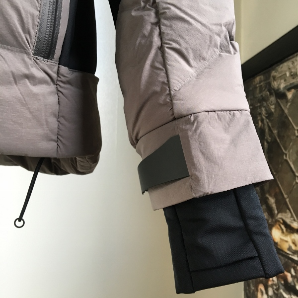 CANADA GOOSE カナダグース HYBRIDGE CW ELEMENT JACKET BLACK LABEL Coastal Gray 9.jpg