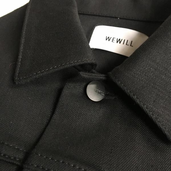 WEWILL ウィーウィル Gジャン Black 2.jpg