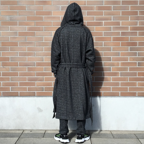 Reigning Champ レイニングチャンプ Hooded Robe Tiger Fleece 1.jpg
