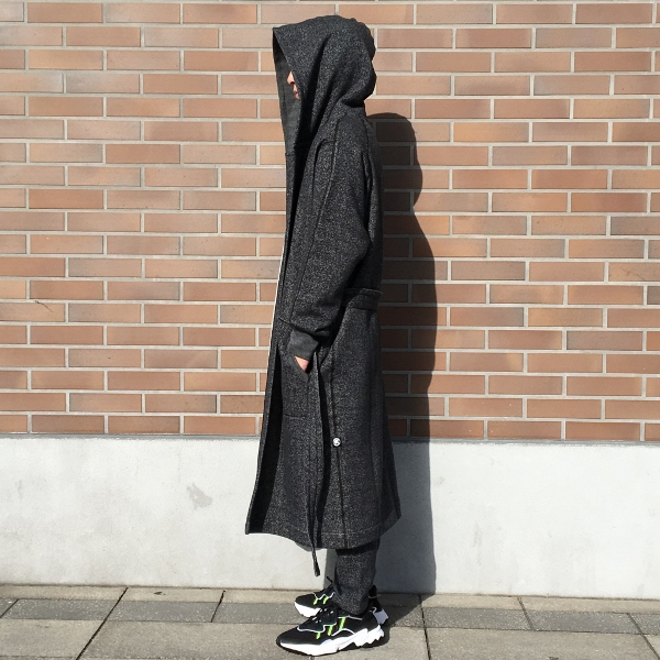 Reigning Champ レイニングチャンプ Hooded Robe Tiger Fleece 2.jpg