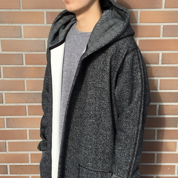 Reigning Champ レイニングチャンプ Hooded Robe Tiger Fleece 5.jpg