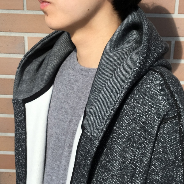 Reigning Champ レイニングチャンプ Hooded Robe Tiger Fleece 7.jpg