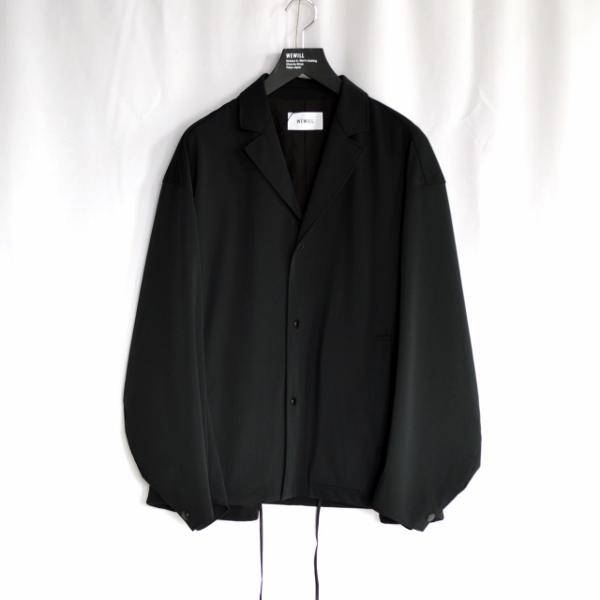 WEWILL ウィーウィル ジャケット ブラック 1.jpg