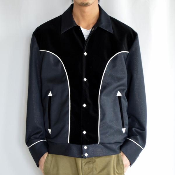 WACKO MARIA ワコマリア Western Jacket ウェスタンジャケット 2.jpg