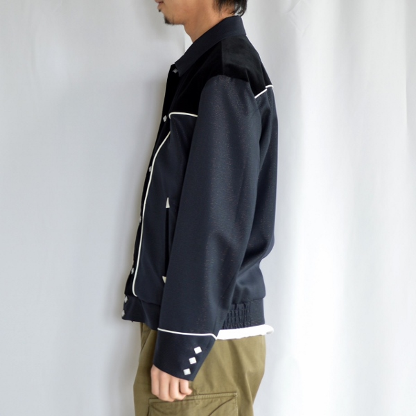 WACKO MARIA ワコマリア Western Jacket ウェスタンジャケット 3.jpg