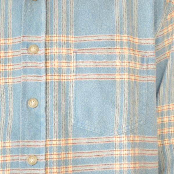 JOHN ELLIOTT ジョンエリオット Hemi oversized shirt speedway check 5.jpg