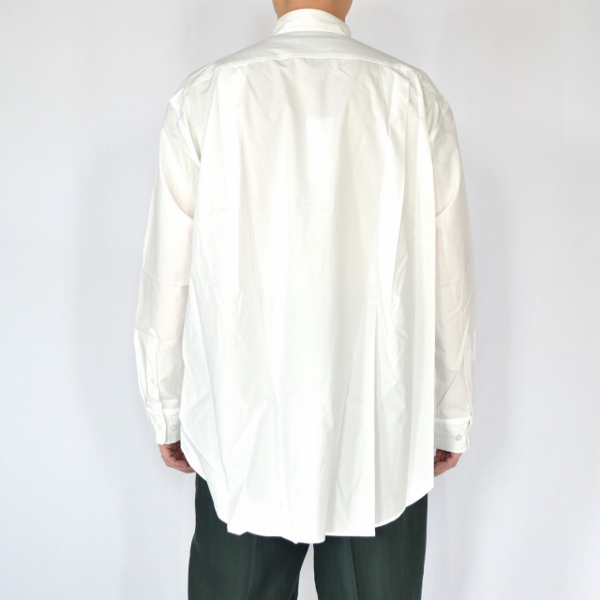 WEWILL ウィーウィル シャツ white 3.jpg