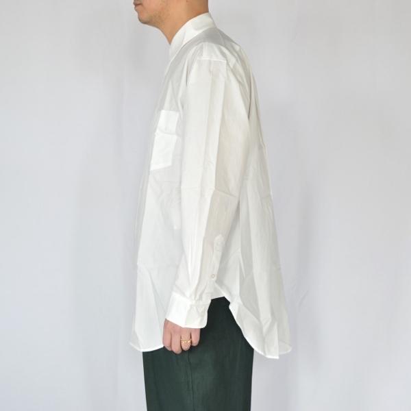 WEWILL ウィーウィル シャツ white 4.jpg