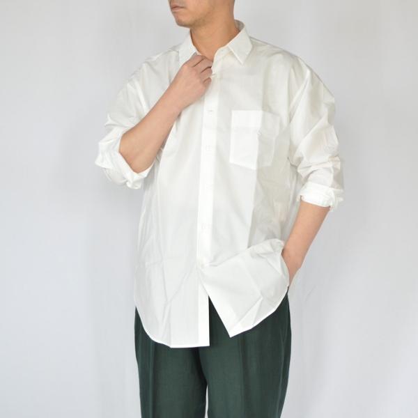 WEWILL ウィーウィル シャツ white 5.jpg