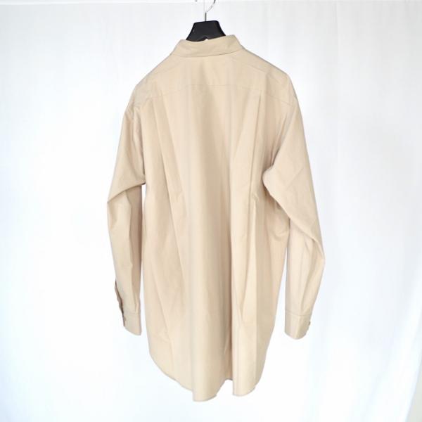 WEWILL ウィーウィル シャツ beige 2.jpg