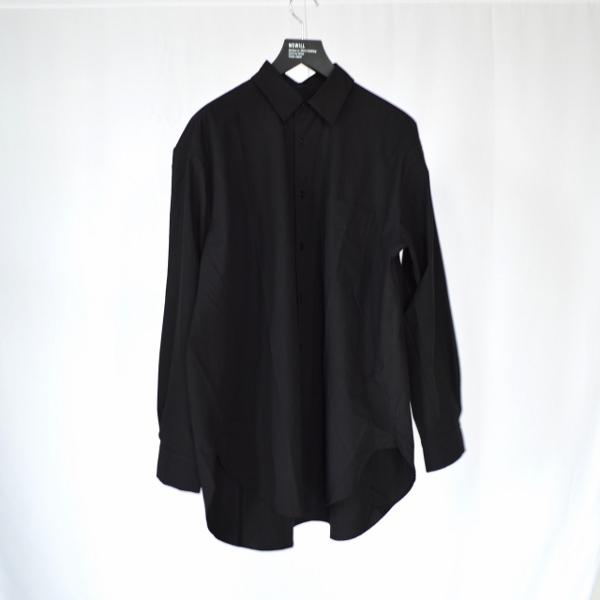 WEWILL ウィーウィル シャツ black 1.jpg