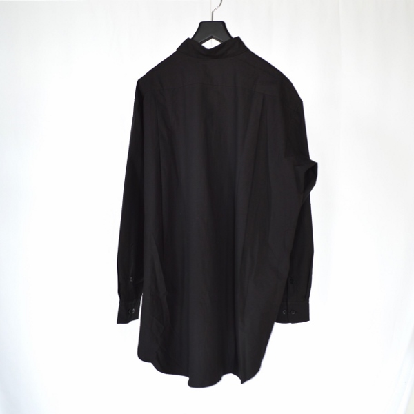 WEWILL ウィーウィル シャツ black 2.jpg