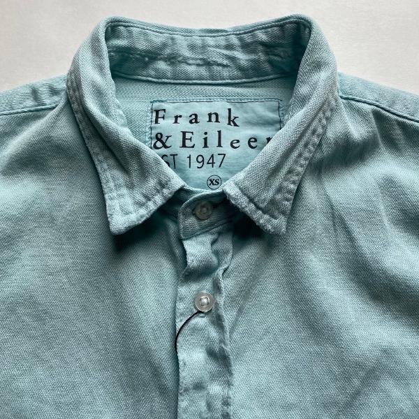 Frank&Eileen フランクアンドアイリーン LUKE デニムシャツ SFCD 2.jpg