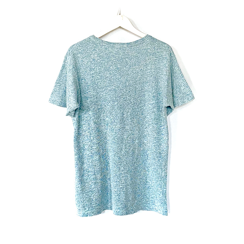 JOHN ELLIOTT ジョンエリオット Tシャツ Co-Mix Classic Crew Teal サックスブルー 通販 2.jpg