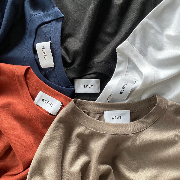 WEWILL ウィーウィル ビッグTシャツ BIG T-shirt W-006-8018 1.jpg