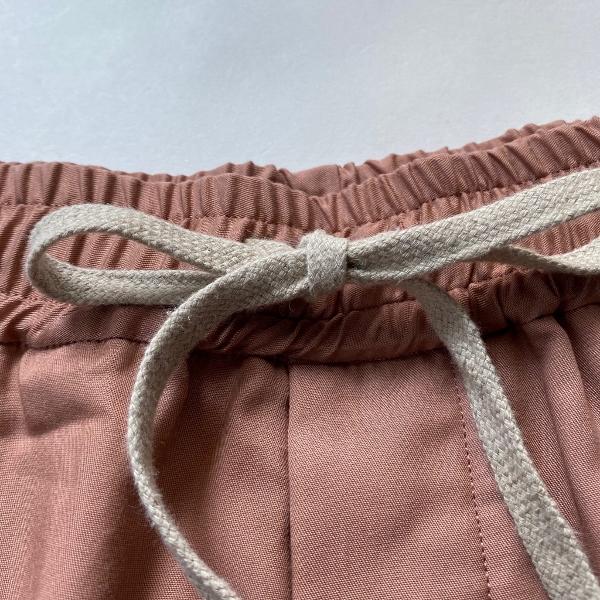ANEI アーネイ SIDE SLIT PANTS サイドスリット パンツ ピンク 3.jpg