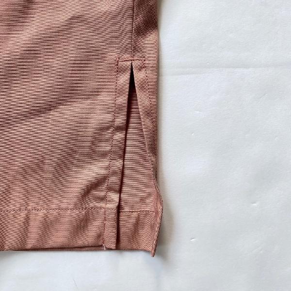 ANEI アーネイ SIDE SLIT PANTS サイドスリット パンツ ピンク 5.jpg