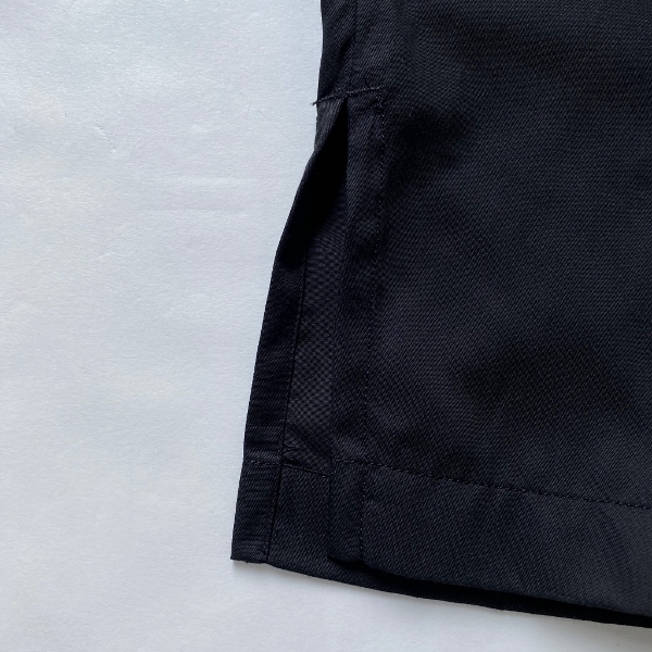 ANEI アーネイ SIDE SLIT PANTS サイドスリット パンツ ブラック 4.jpg