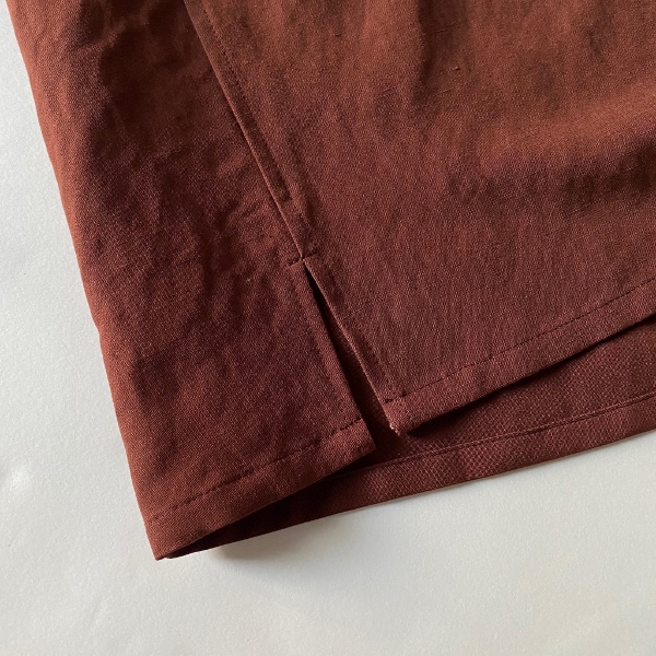 WEWILL ウィーウィル オープンカラーシャツ グレー 通販 2.jpg