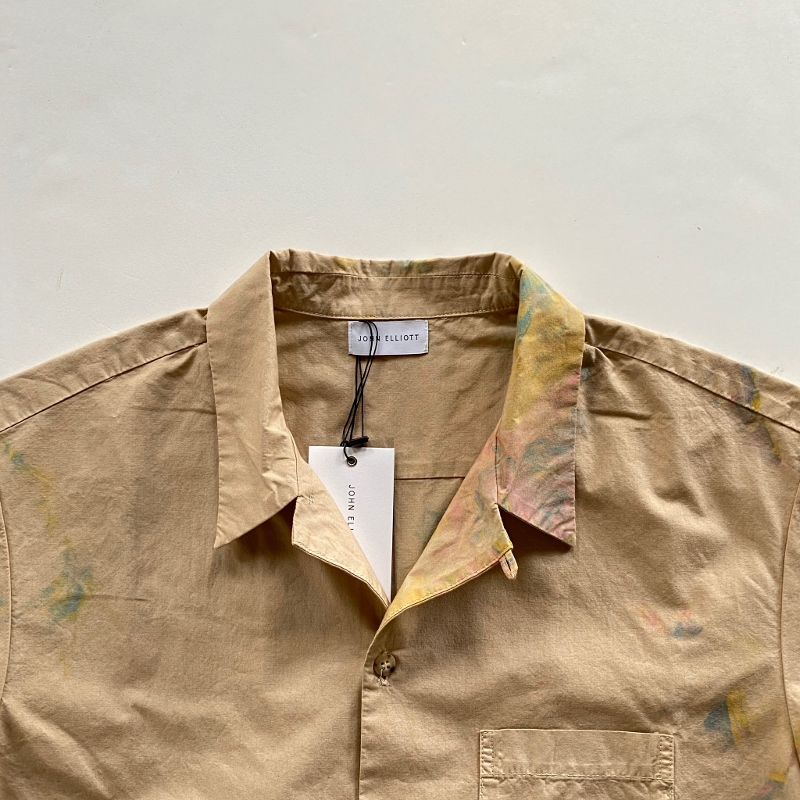 JOHN ELLIOTT ジョンエリオット Bowling shirt ボーリングシャツ  通販 3.jpg