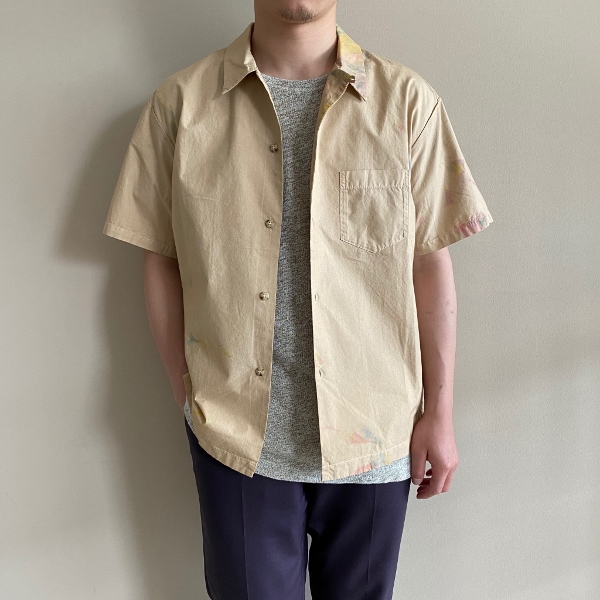 JOHN ELLIOTT ジョンエリオット Bowling shirt ボーリングシャツ  通販 7.jpg