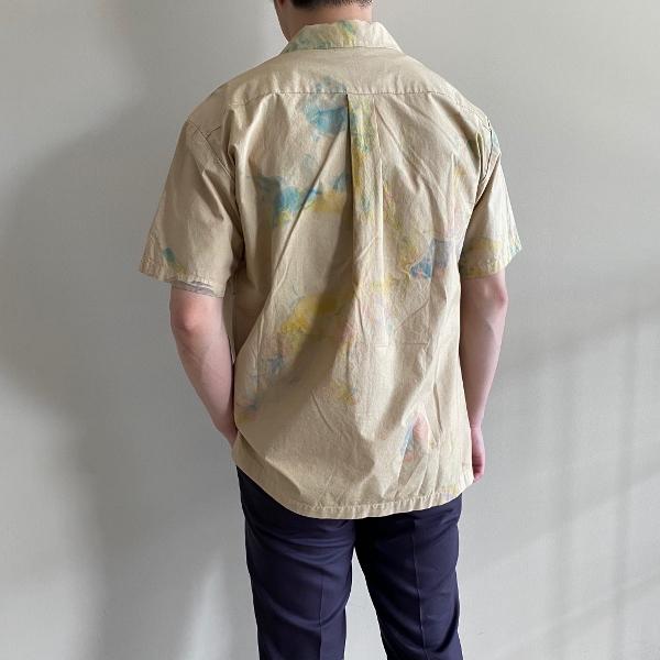 JOHN ELLIOTT ジョンエリオット Bowling shirt ボーリングシャツ  通販 9.jpg
