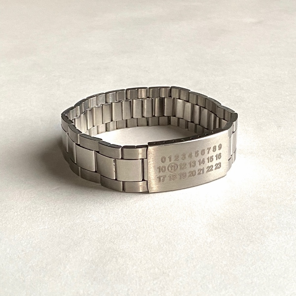 Maison Margiela メゾンマルジェラ Watch Strap Bracelet 1.jpg