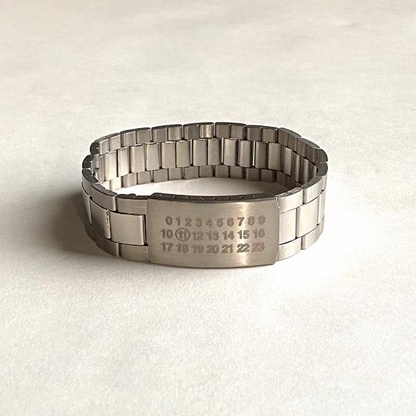 Maison Margiela メゾンマルジェラ Watch Strap Bracelet 2.jpg