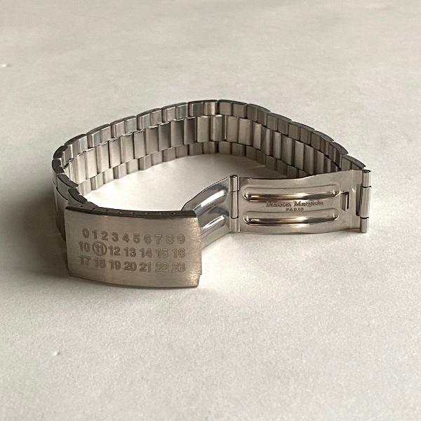 Maison Margiela メゾンマルジェラ Watch Strap Bracelet 4.jpg