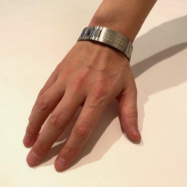 Maison Margiela メゾンマルジェラ Watch Strap Bracelet 5.jpg
