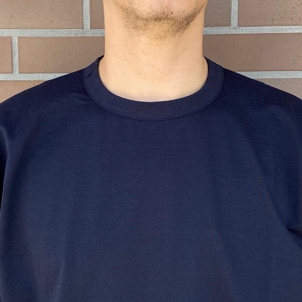 WEWILL ウィーウィル シアサッカー Tシャツ 3.jpg